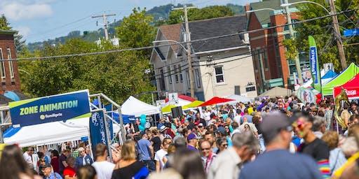 Festival de rue de Lennoxville Street Festival 2019