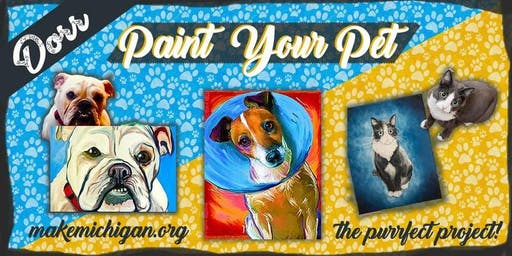 Paint Your Pet - Dorr