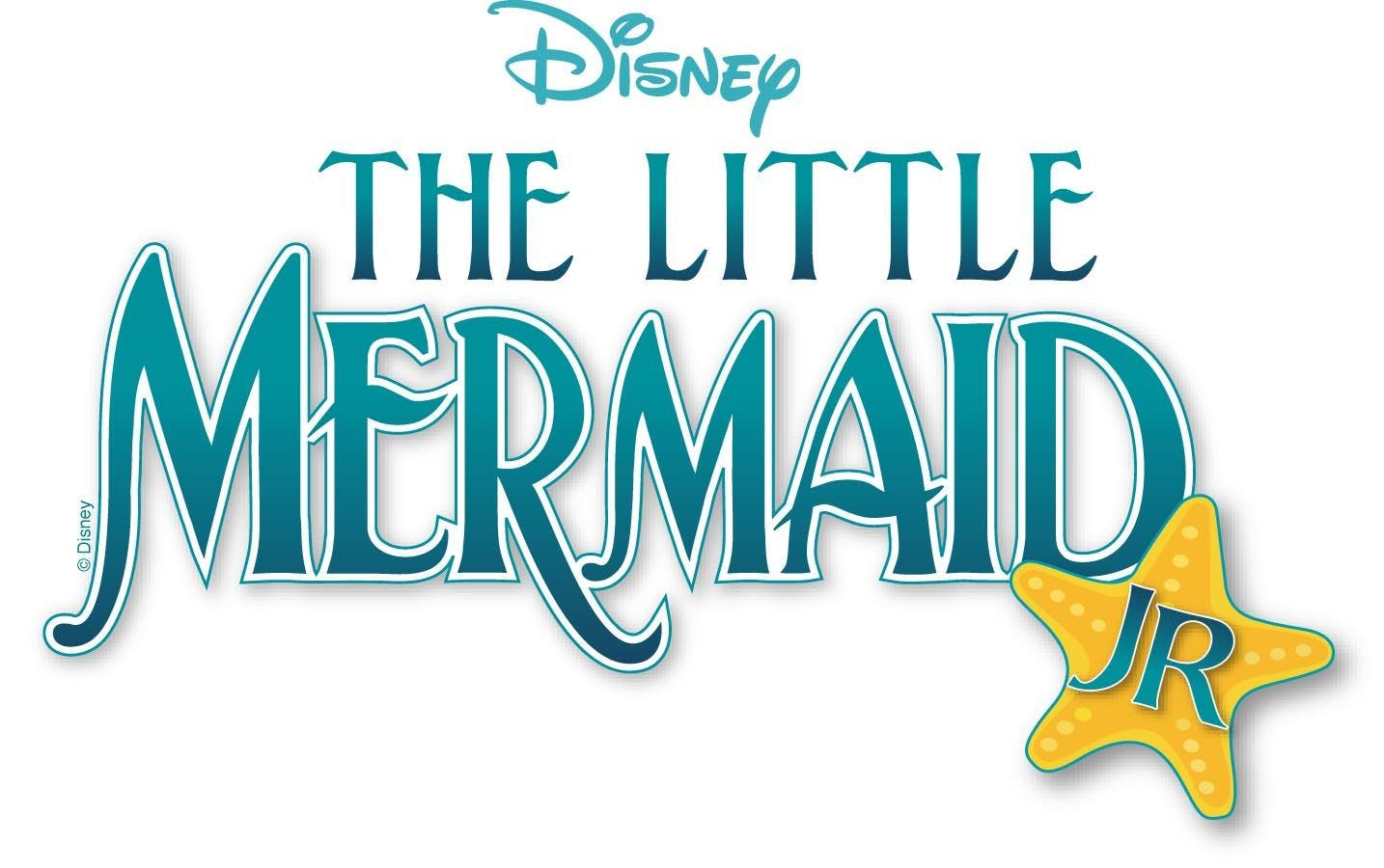 """JR. COMPANY Auditions for """"The Little Mermaid Jr."""" Ages 5-7 (Jan. 2019)"""