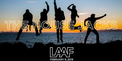 The House Jacks + LIVE A Cappella Video Awards @ LAAF 2019