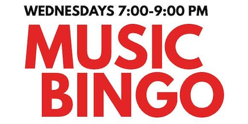MUSIC BINGO! at LIBRETTO'S PIZZERIA - PARKTOWNE