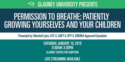 Permission to Breathe: Patiently Growing Yourselves and Your Children