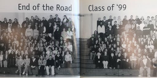 20 Year High School Reunion