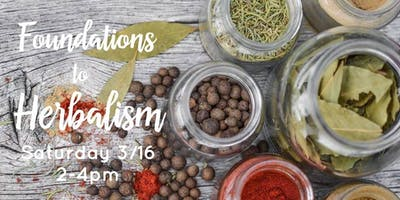 Foundations to Herbalism