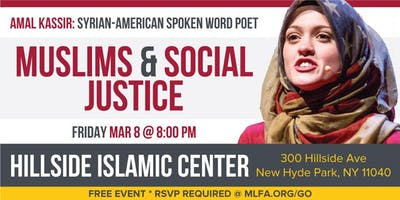 Muslims and Social Justice -  New Hyde Park, NY