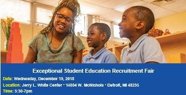 Exceptional Student Education (ESE) Recruitme