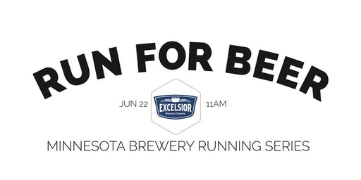 Beer Run - Excelsior Brewing - Part of the 2019 MN Brewery Running Series