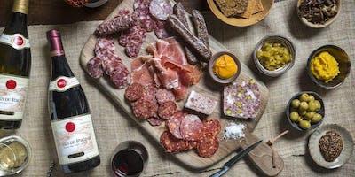 VINcabulary : Wine & Charcuterie with Choux Choux