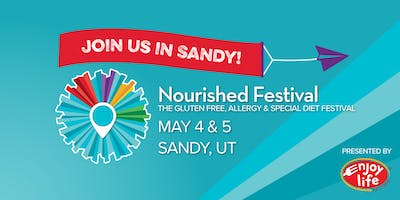 Sandy Nourished Festival (May 4-5)