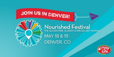Denver Nourished Festival (May 18-19)