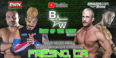 Best of the West Wrestling Ignition TV Taping