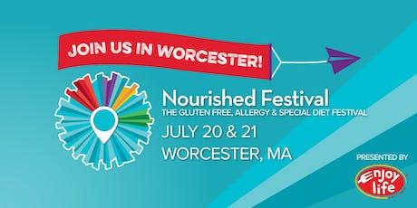 Worcester Nourished Festival (July 20-21) tickets