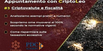 [CORSO #3] Bitcoin, Criptovalute e Fiscalità