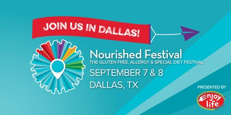 Dallas Nourished Festival (Sept 7-8) tickets
