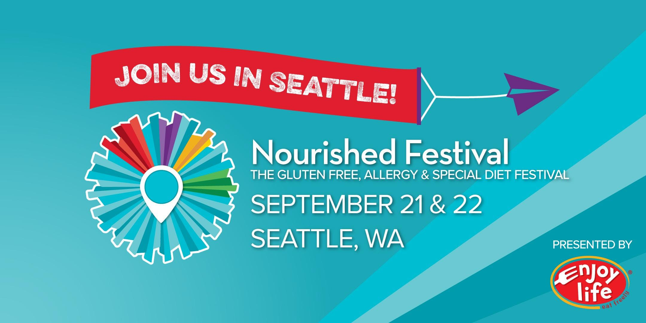 Seattle Nourished Festival (Sept 21-22)