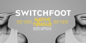 Switchfoot - Native Tongue Tour Volunteer - Detroit, MI