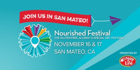 San Mateo Nourished Festival (Nov 16-17) tickets