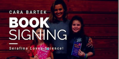 Mad About Science - Book Signing