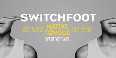 Switchfoot - Native Tongue Tour Volunteer - Salt Lake City, UT