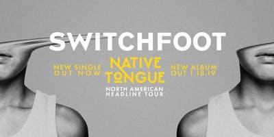 Switchfoot - Native Tongue Tour Volunteer - Tucson, AZ
