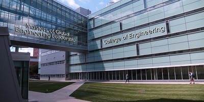 Master of Global Engineering Leadership - online information session