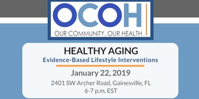 TOWN HALL: Healthy Aging w/ Evidence-Based Lifestyle Interventions