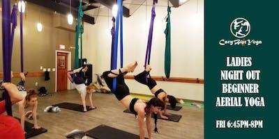 Ladies Night Out Beginner Aerial Yoga