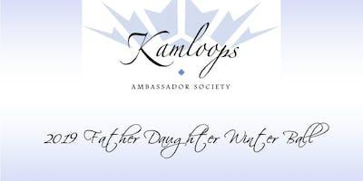 Kamloops Ambassador Society 2019 Father Daughter Winter Ball