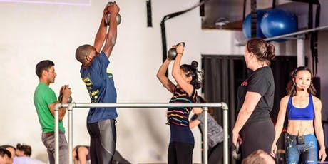 Core Fusion: Total Body Conditioning! Mondays with Joy tickets