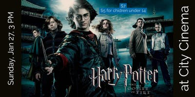 Film Screening: Harry Potter and the Goblet of Fire