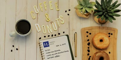 February Open Coffee (+ Doughnuts!), hosted by Howell Legal