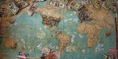 Taller Fondos y Donaciones Internacionales para Arte y Cultura entradas