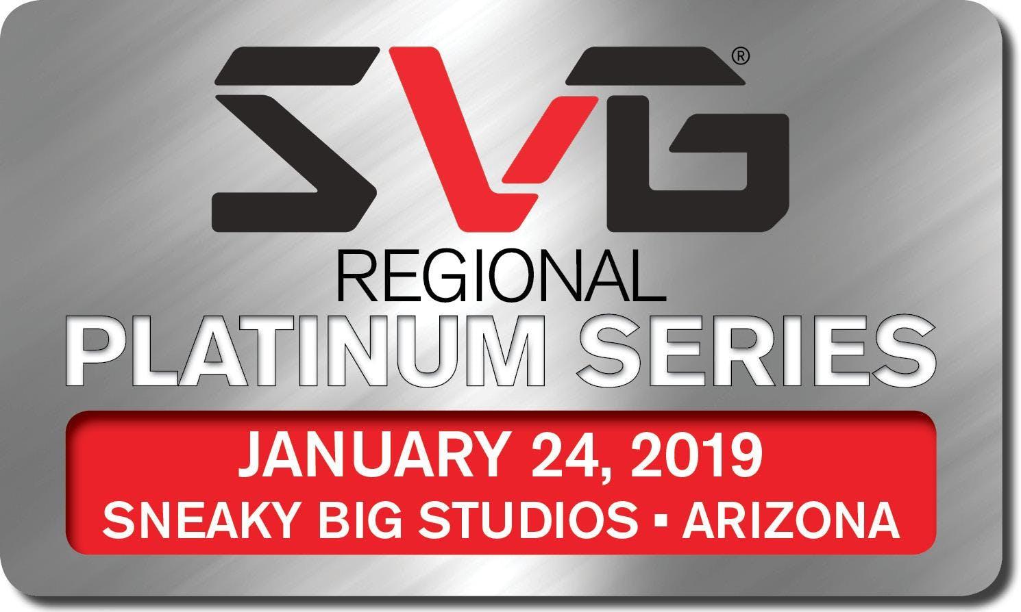 SVG Platinum Regional Series: Arizona