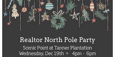 Realtor North Pole Party