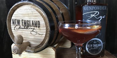 Barrel Aged Cocktail Class