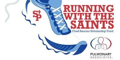 Running with the Saints 2-Mile Run/Walk