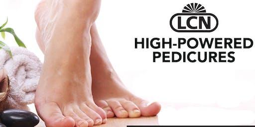 High Powered Pedicures - Redding, CA