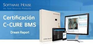 Certificación C-CURE BMS de Software House - Jan'19