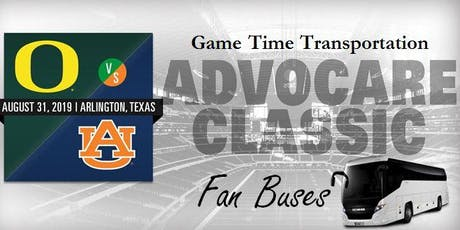 Advocare Classic Fan Bus - Downtown Dallas to AT&T Stadium tickets