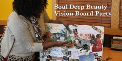 Soul Deep Beauty Vision Board Party