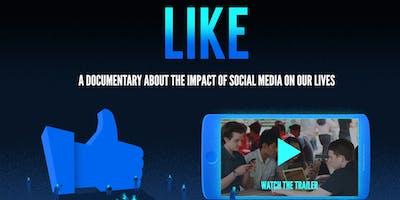 Public screening of the movie LIKE