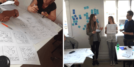 UX Crash Course: A hands on introduction to user experience design   Christchurch tickets