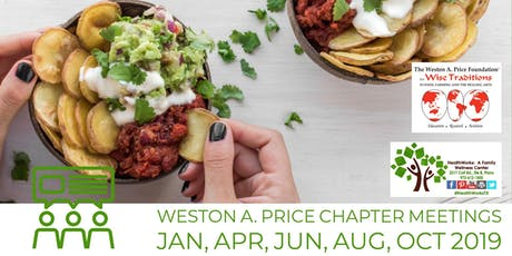 Weston A. Price Chapter Meeting tickets