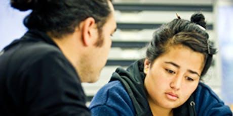 Kia eke ki te taumata – Success for Māori in tertiary education | Tauranga tickets