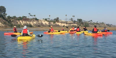 Kayaking the Upper Newport Bay