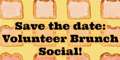 Shanti Volunteer Social Brunch