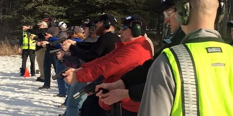 Co-Ed Basic Pistol Course-Anchorage tickets