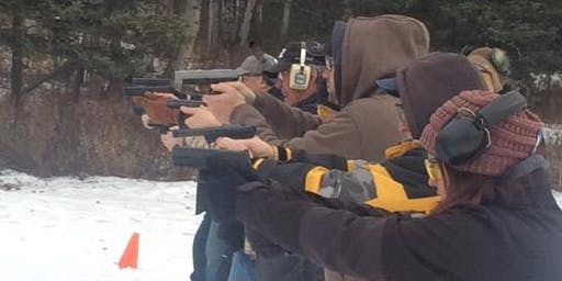 Alaska Carry Concealed Permit Course-Anchorage