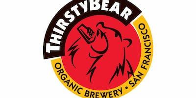Cask & Queso, Triple Fermented -  SF beerweek 2019!!