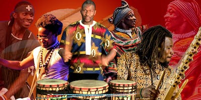 ISSAMBA - Your Ultimate Journey through the Depths of African Rhythms